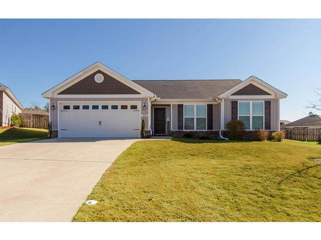 319 Baylor Drive, Graniteville, SC 29829 (MLS #452819) :: Young & Partners