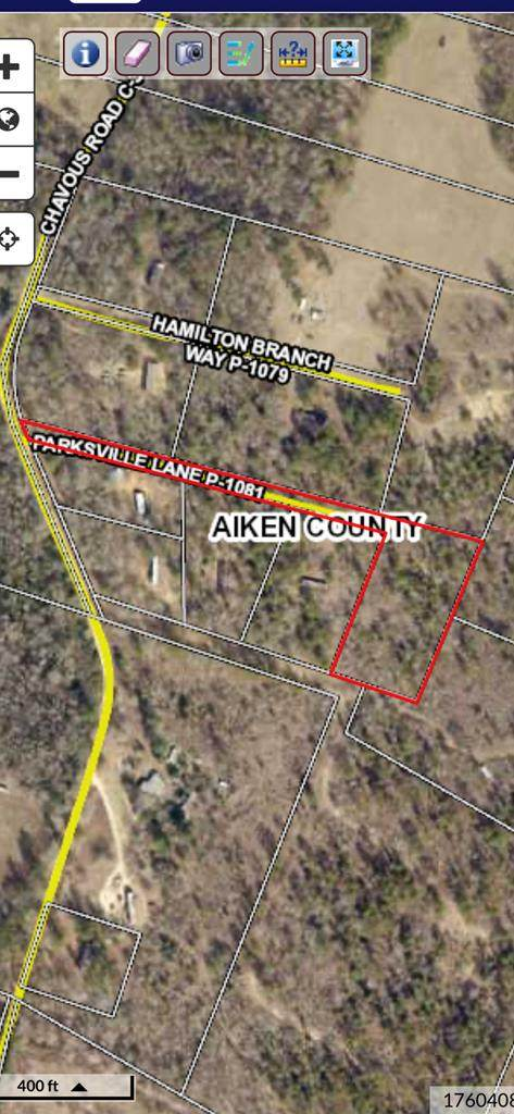186 Parksville Lane, Aiken, SC 29803 (MLS #452897) :: Melton Realty Partners