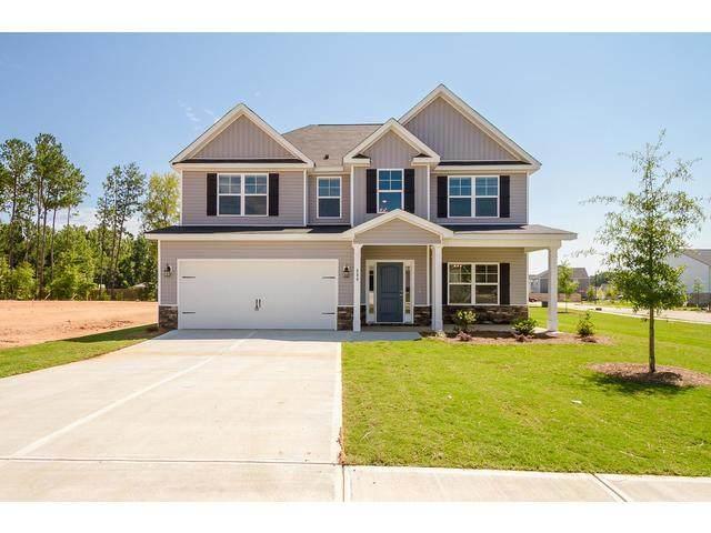 882 Chesham Avenue, Grovetown, GA 30813 (MLS #452985) :: Southeastern Residential