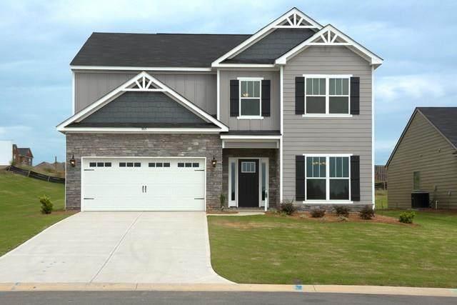 1021 Burlington Drive, Augusta, GA 30909 (MLS #453005) :: Young & Partners