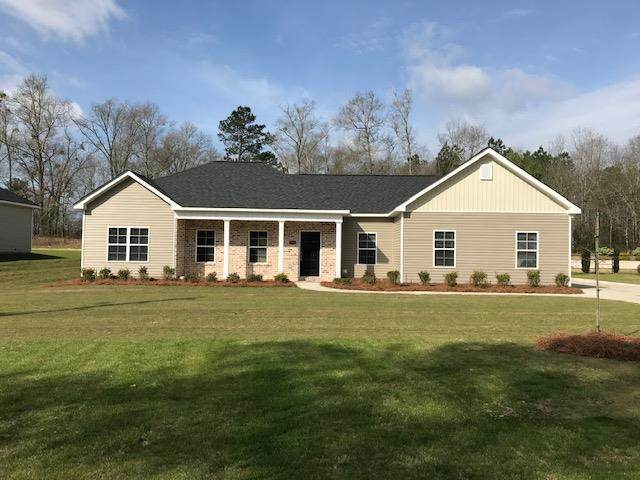 3016 Willis Foreman Road, Hephzibah, GA 30815 (MLS #453118) :: REMAX Reinvented | Natalie Poteete Team