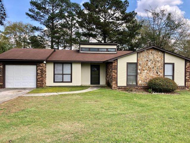 294 Maywood Drive, Martinez, GA 30907 (MLS #453480) :: REMAX Reinvented | Natalie Poteete Team