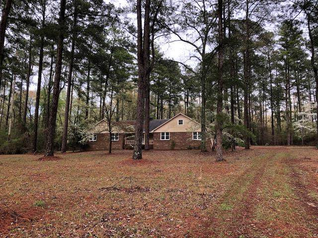 2267 Banks Mill Road, Aiken, SC 29803 (MLS #453540) :: Better Homes and Gardens Real Estate Executive Partners
