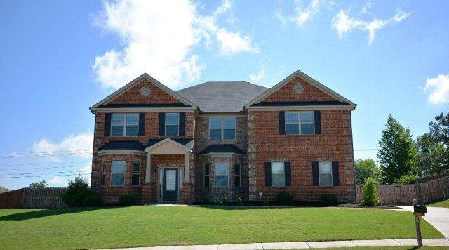 3046 Park Ridge Drive, Grovetown, GA 30813 (MLS #453618) :: Better Homes and Gardens Real Estate Executive Partners