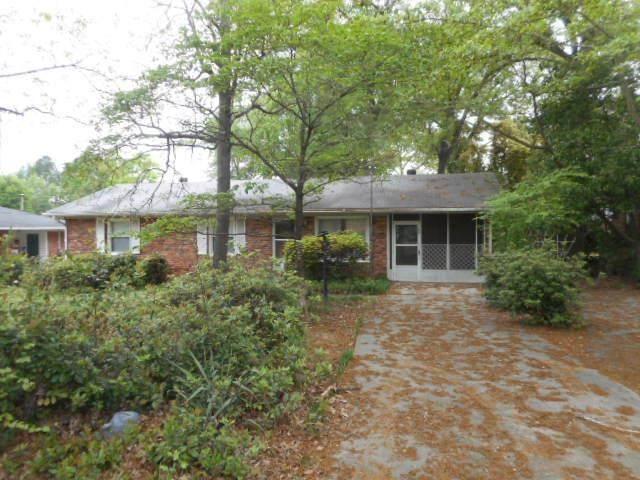 2147 Balfour Street, Augusta, GA 30906 (MLS #453704) :: Southeastern Residential