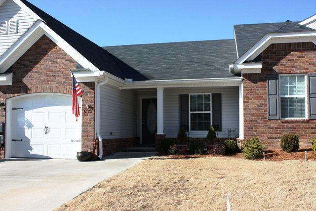 815 Whispering Willow Court, Grovetown, GA 30813 (MLS #453738) :: Young & Partners
