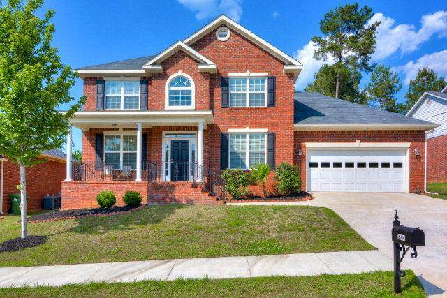 1664 Jamestown Avenue, Evans, GA 30809 (MLS #453755) :: Southeastern Residential