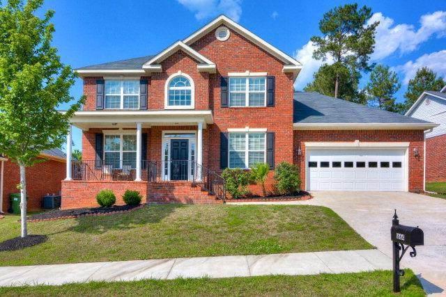 1664 Jamestown Avenue, Evans, GA 30809 (MLS #453755) :: The Starnes Group LLC