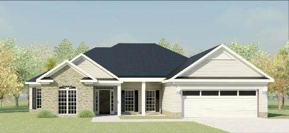 122 Bonhill Street, North Augusta, SC 29860 (MLS #453783) :: REMAX Reinvented | Natalie Poteete Team