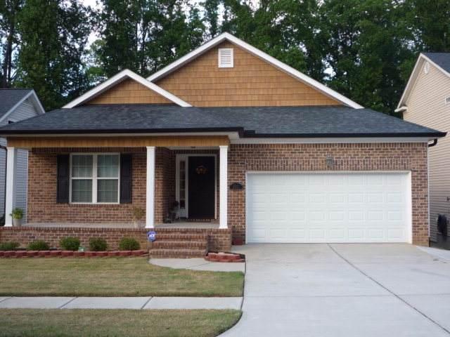 2811 Burdette Drive, Augusta, GA 30909 (MLS #453856) :: REMAX Reinvented | Natalie Poteete Team
