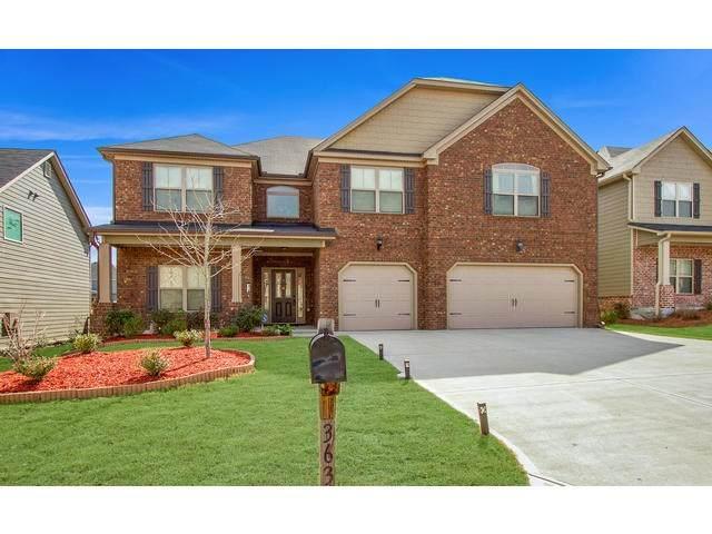 363 Bellhaven, Evans, GA 30809 (MLS #453916) :: Melton Realty Partners
