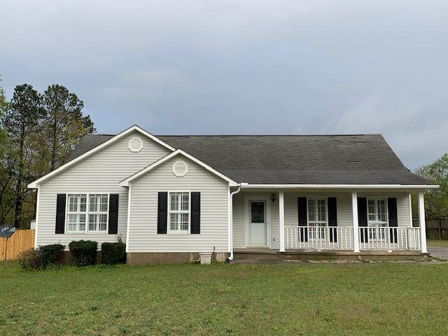 513 Stephens Mill, North Augusta, SC 29860 (MLS #453949) :: REMAX Reinvented | Natalie Poteete Team