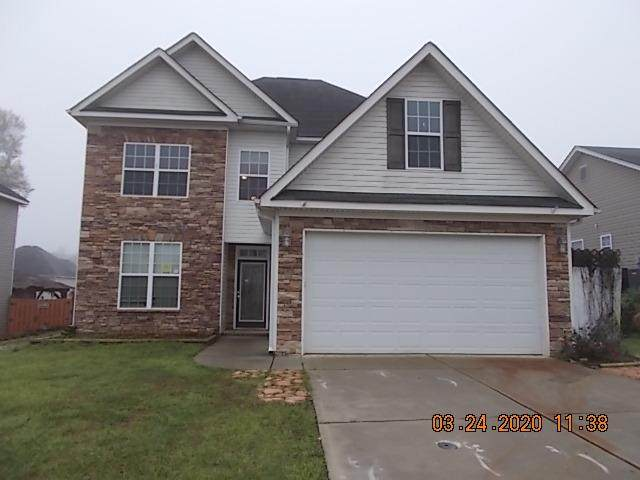 1607 Sweet Meadow Lane, Grovetown, GA 30813 (MLS #453996) :: Southeastern Residential