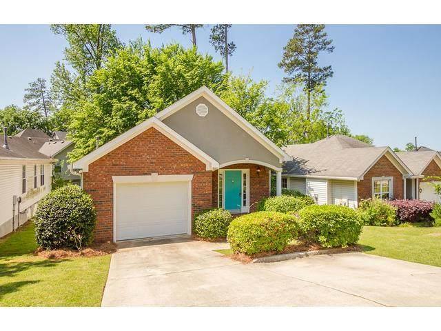 2520 Carriage Creek, Augusta, GA 30909 (MLS #454100) :: Southeastern Residential