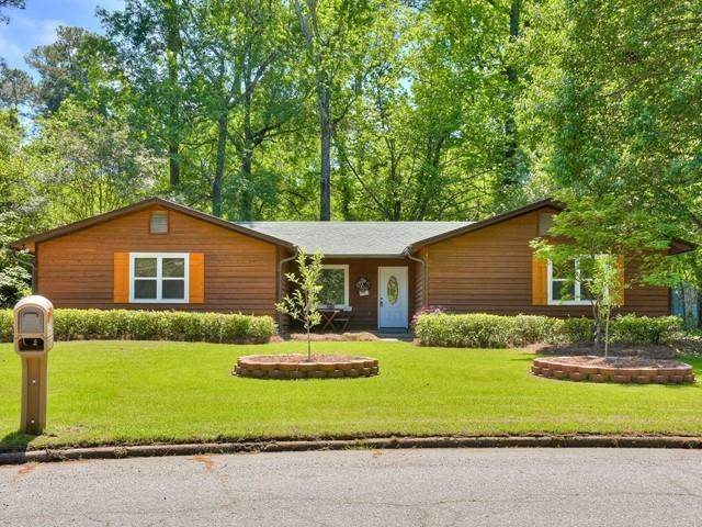 3114 Chelsea Drive, Augusta, GA 30909 (MLS #454159) :: Better Homes and Gardens Real Estate Executive Partners