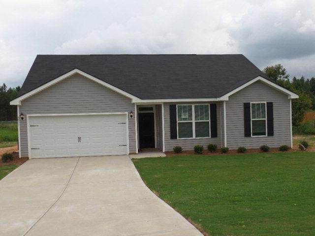 127 Copperfield Drive, Trenton, SC 29847 (MLS #454168) :: Melton Realty Partners