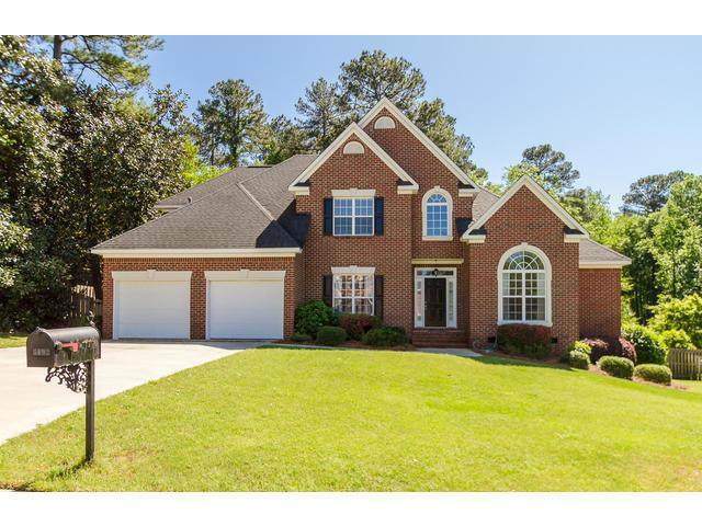 3492 Heatherstone Way, Martinez, GA 30907 (MLS #454179) :: Better Homes and Gardens Real Estate Executive Partners