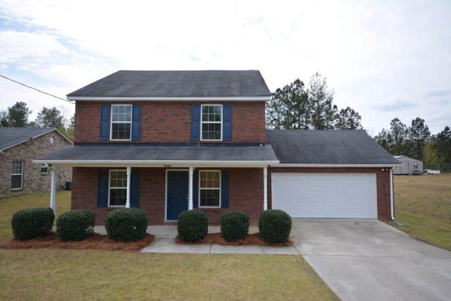 4124 Pinnacle Way, Hephzibah, GA 30815 (MLS #454638) :: REMAX Reinvented | Natalie Poteete Team