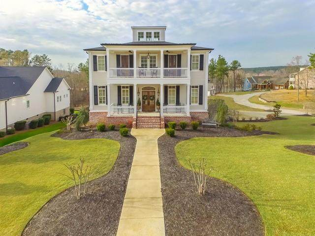 762 Marsh Point Road, Evans, GA 30809 (MLS #454711) :: REMAX Reinvented | Natalie Poteete Team