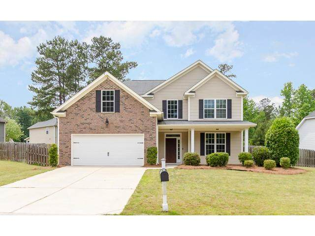 4020 Ellington Drive, Grovetown, GA 30813 (MLS #455539) :: REMAX Reinvented | Natalie Poteete Team