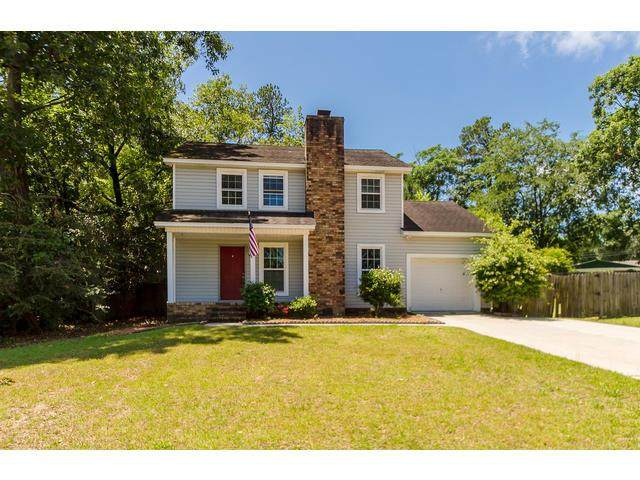 219 Waters Way, Martinez, GA 30907 (MLS #455548) :: REMAX Reinvented | Natalie Poteete Team