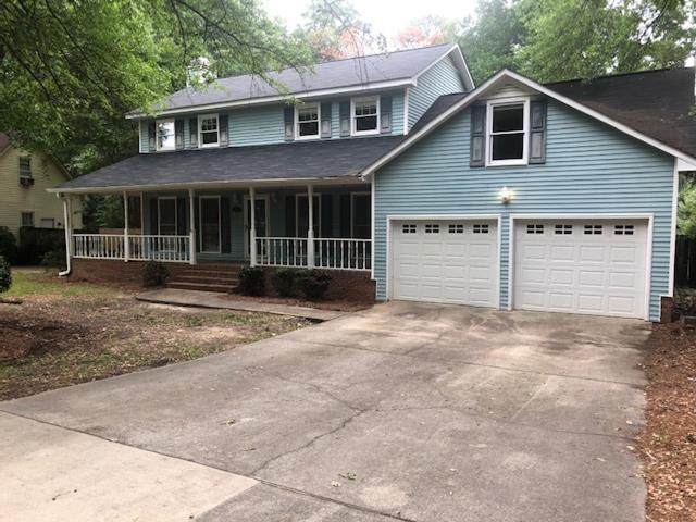 118 Woodbridge Drive, Aiken, SC 29801 (MLS #455613) :: Melton Realty Partners