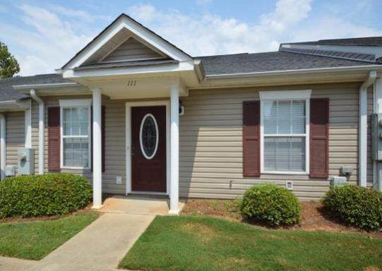 111 SW Melville Lane, Aiken, SC 29803 (MLS #455635) :: Melton Realty Partners