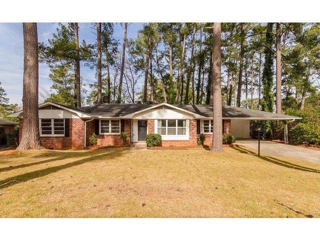 3113 Sussex Road, Augusta, GA 30909 (MLS #455753) :: Better Homes and Gardens Real Estate Executive Partners
