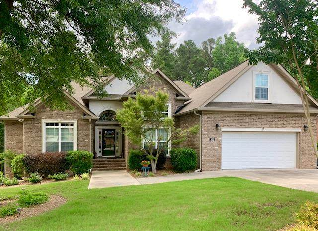 162 Springwood Drive, North Augusta, SC 29841 (MLS #455888) :: Melton Realty Partners