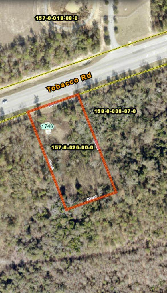 1746 Tobacco Road, Augusta, GA 30906 (MLS #455991) :: Melton Realty Partners