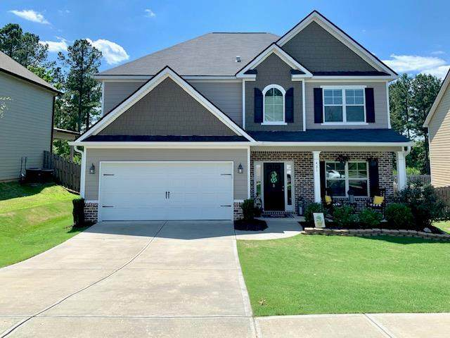 431 Yellow Pine Trail, Evans, GA 30809 (MLS #456033) :: Better Homes and Gardens Real Estate Executive Partners