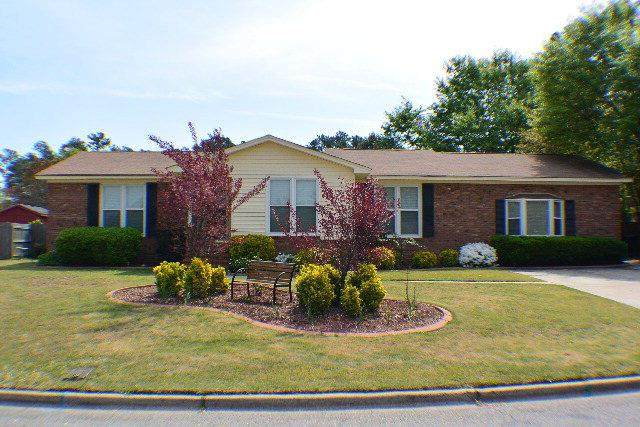 140 Holiday Drive, Martinez, GA 30907 (MLS #456068) :: Better Homes and Gardens Real Estate Executive Partners