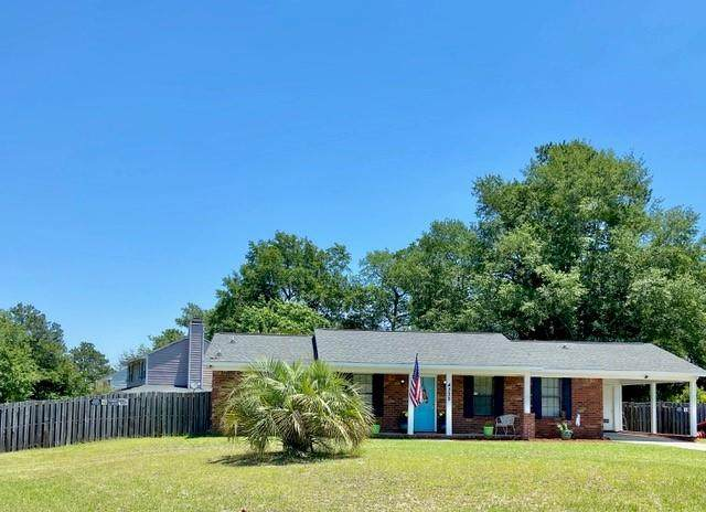4335 Ridge Cliff Drive, Augusta, GA 30909 (MLS #456070) :: Better Homes and Gardens Real Estate Executive Partners
