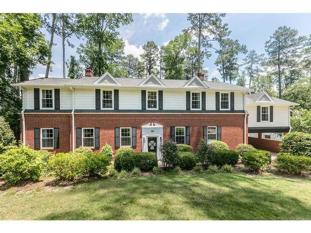 616 Oberlin Road, Augusta, GA 30909 (MLS #456180) :: Southeastern Residential