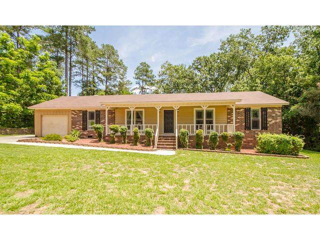 4434 Forrest Drive, Martinez, GA 30907 (MLS #456207) :: Young & Partners
