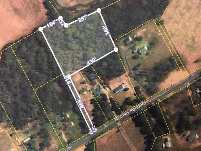 0 Holmes Pond Road, Johnston, SC 29832 (MLS #456695) :: Southeastern Residential