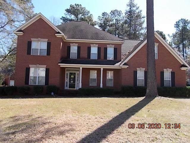 4300 Nandina Court, Evans, GA 30809 (MLS #457243) :: Shannon Rollings Real Estate