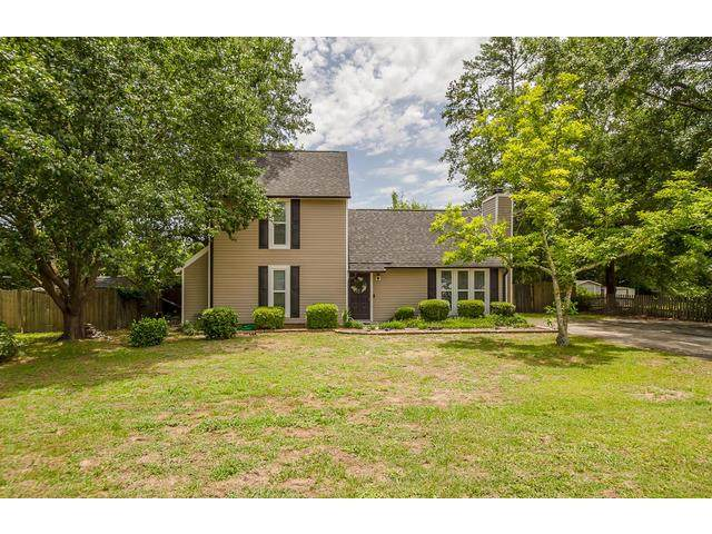 3938 Willowood Road, Martinez, GA 30907 (MLS #457292) :: Shannon Rollings Real Estate
