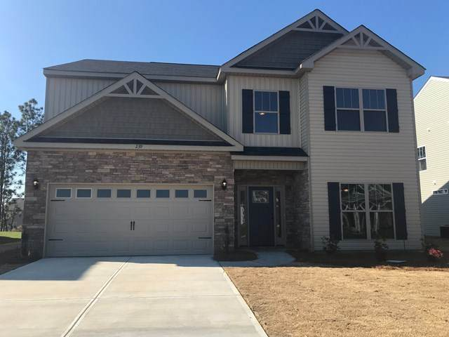 8073 Cozy Knoll, Graniteville, SC 29829 (MLS #457323) :: Shannon Rollings Real Estate