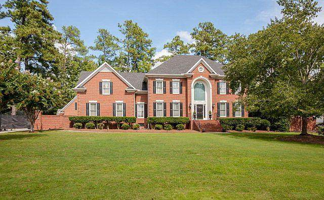 627 High Hampton Drive, Martinez, GA 30907 (MLS #457483) :: Tonda Booker Real Estate Sales