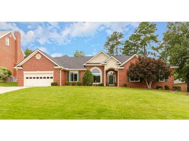 1401 Aylesbury Drive, Evans, GA 30809 (MLS #457546) :: Melton Realty Partners