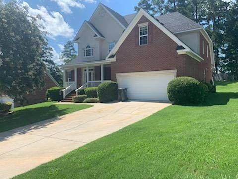 4861 Whitehall Drive, Evans, GA 30809 (MLS #457705) :: Better Homes and Gardens Real Estate Executive Partners