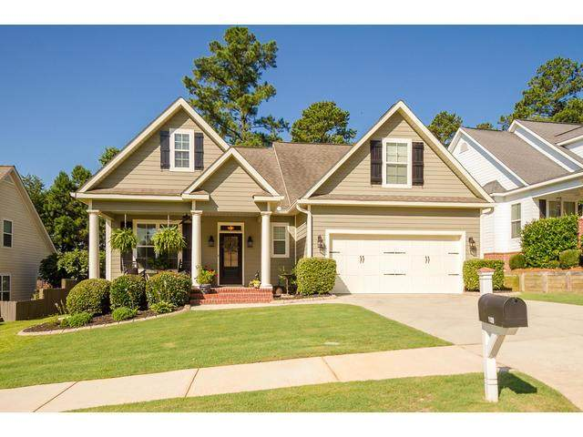 1108 Highmoor Lane, Evans, GA 30809 (MLS #457874) :: Shannon Rollings Real Estate