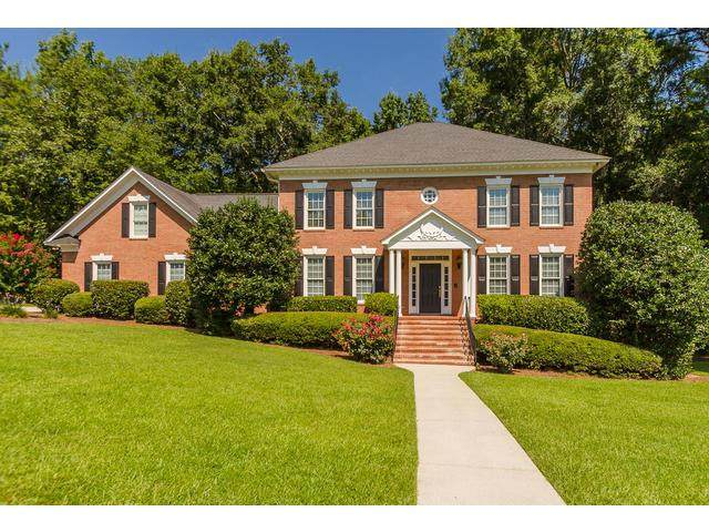 752 Eagleton Drive, Martinez, GA 30907 (MLS #457878) :: Shannon Rollings Real Estate