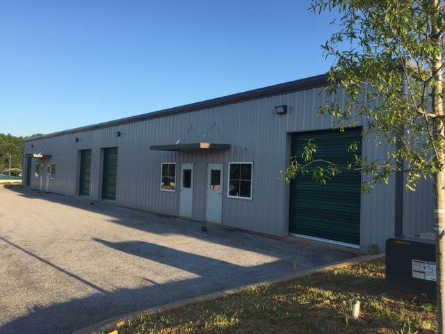 454 Columbia Industrial Blvd #9, Evans, GA 30809 (MLS #457954) :: Shannon Rollings Real Estate