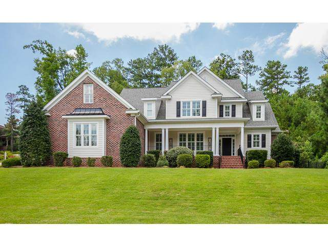 153 Pond View Road, Evans, GA 30809 (MLS #458004) :: Young & Partners