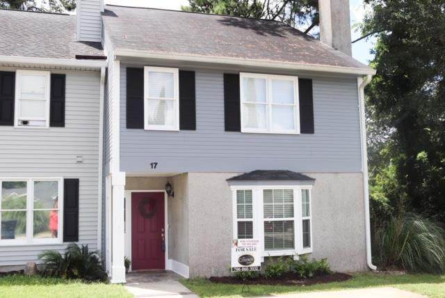 17 Fowkewood Court, North Augusta, SC 29841 (MLS #458455) :: RE/MAX River Realty