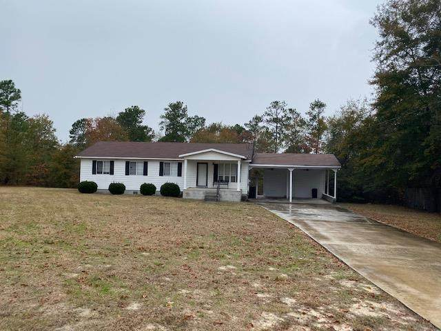 1710 Edgefield Road, North Augusta, SC 29860 (MLS #458545) :: Southeastern Residential
