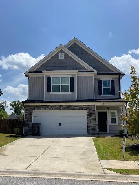 874 Williford Run Drive, Grovetown, GA 30813 (MLS #458667) :: Southeastern Residential