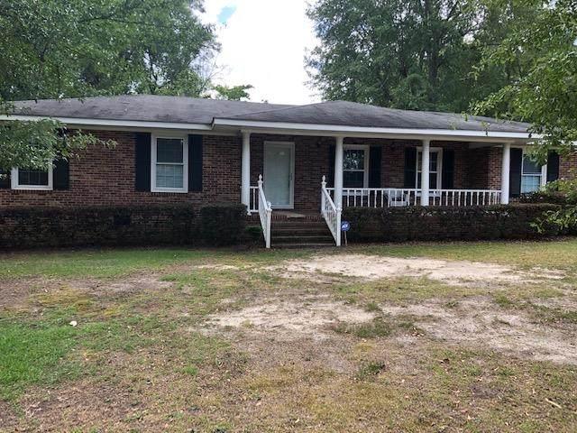 452 NE Hinton Drive, Thomson, GA 30824 (MLS #458727) :: Southeastern Residential